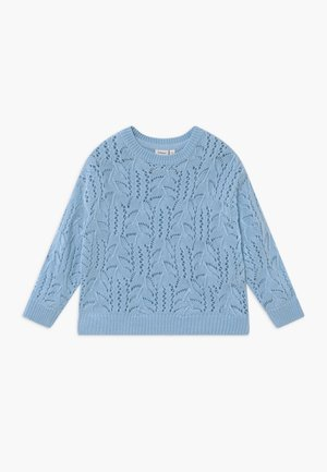 NMFBREVI - Pullover - dream blue