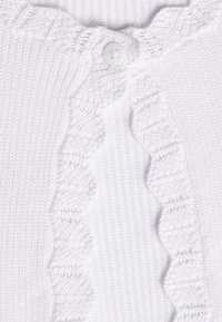Name it - BOLERO - Chaqueta de punto - bright white - 2