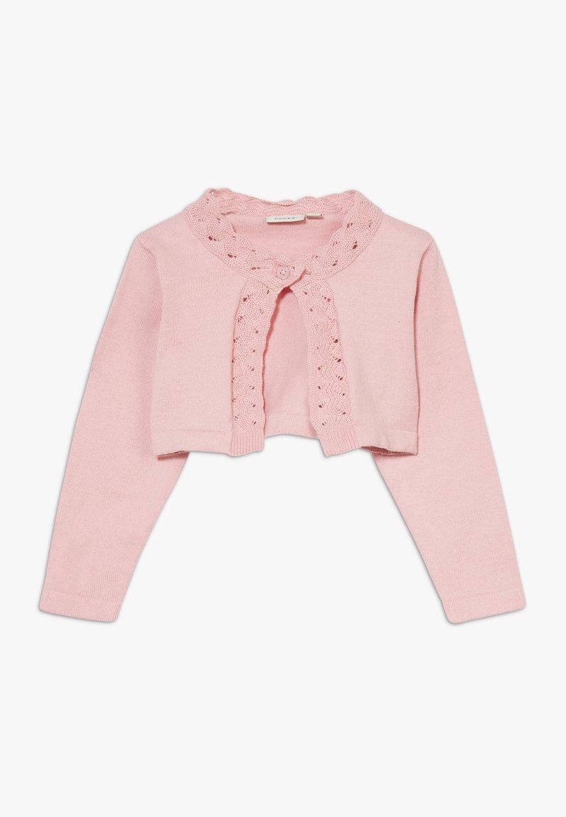 Name it - NBFDINISA BOLERO - Kardigan - pink nectar