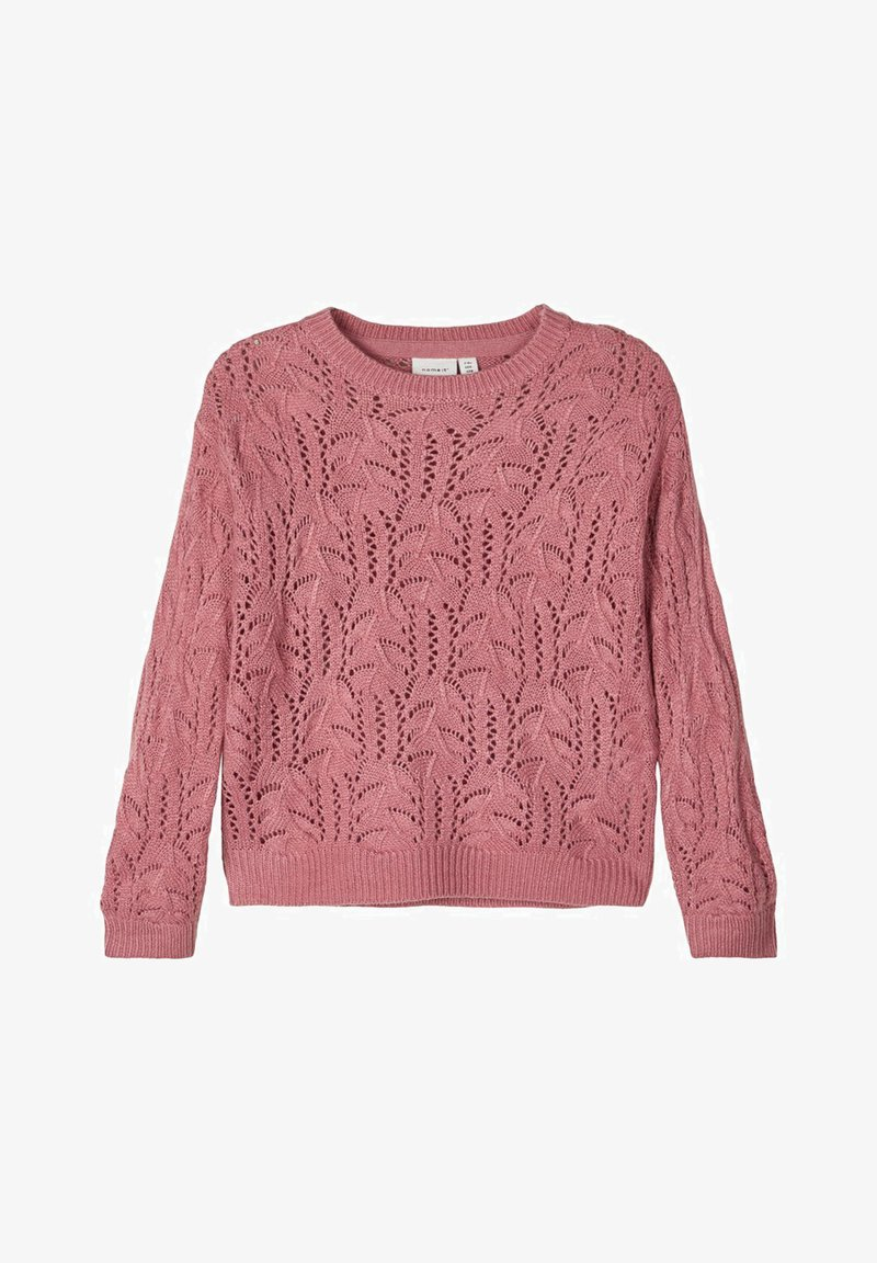 Name it - Maglione - heather rose