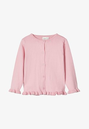 Gilet - pink nectar