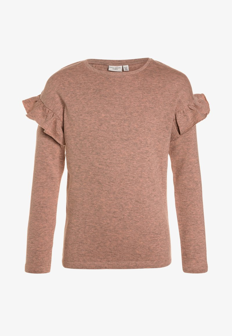 Name it - NKFVANJA  - Sweatshirt - salmon