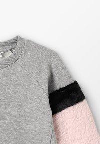 Name it - NMFSAFUR MINI - Sweatshirt - grey melange - 4
