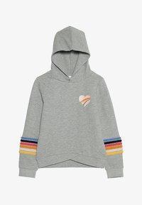 Name it - NKFFREDEMETTE - Sweatshirt - grey melange - 3