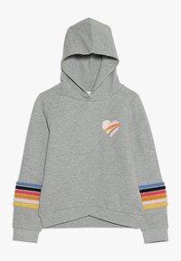 Name it - NKFFREDEMETTE - Sweatshirt - grey melange - 0