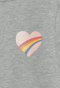 Name it - NKFFREDEMETTE - Sweatshirt - grey melange - 4
