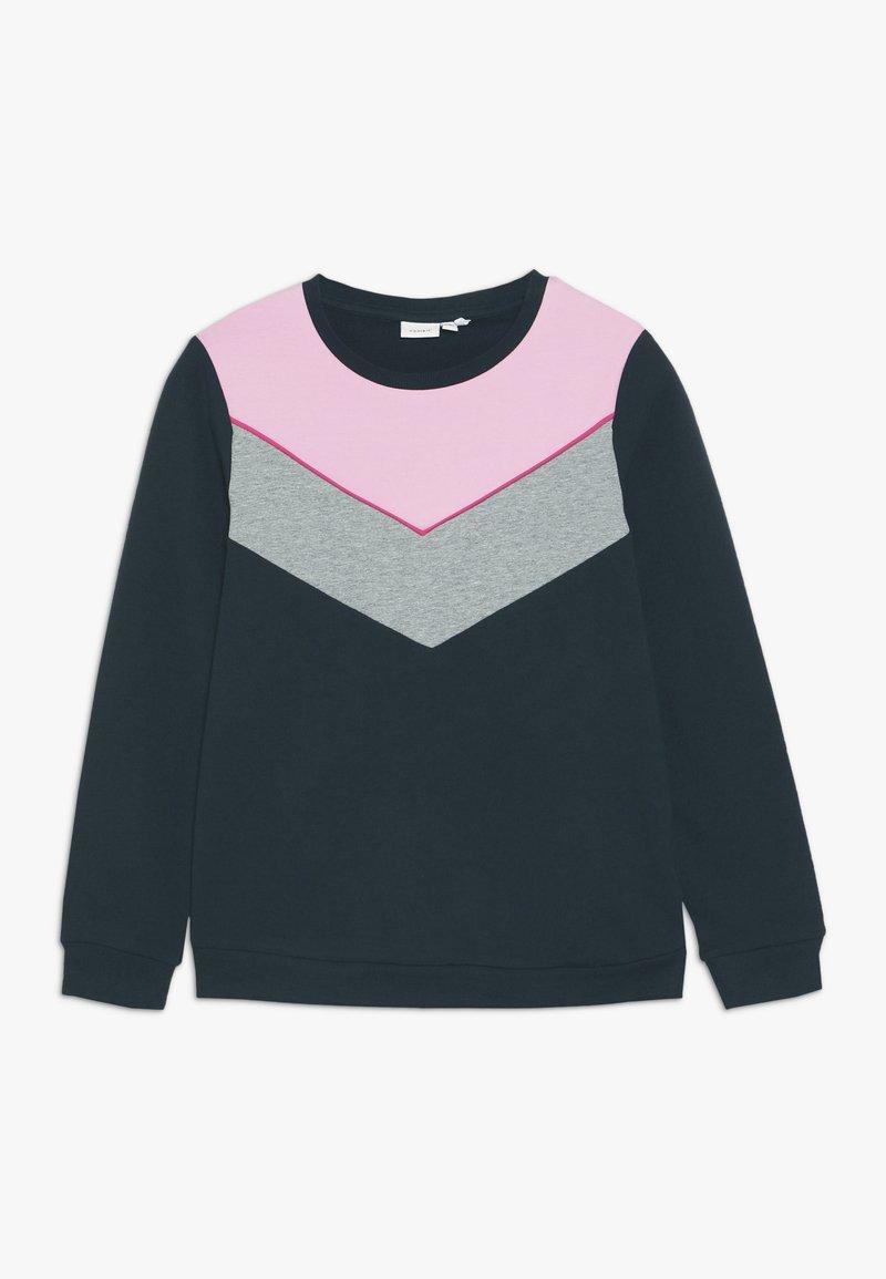 Name it - NKFKIMA  - Sweatshirts - dark sapphire