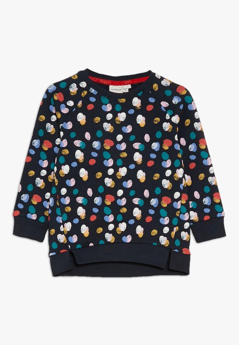 Name it - NMFLUDOT - Sweatshirt - dark sapphire