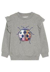 Name it - NMFLERKE - Sweater - grey melange - 0