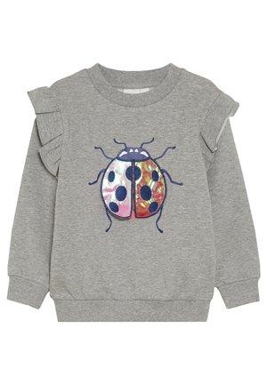 NMFLERKE - Sweater - grey melange
