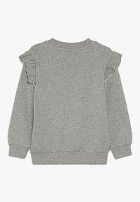 Name it - NMFLERKE - Sweater - grey melange - 1