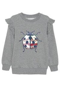 Name it - NMFLERKE - Sweater - grey melange - 2