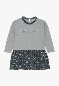 Name it - NMFNENYAS LIGHT SWEAT DRESS - Vardagsklänning - green gables - 0