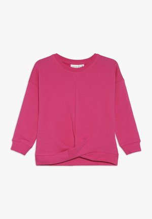 NMFNOKOLINO CAMP - Sweatshirt - fuchsia purple