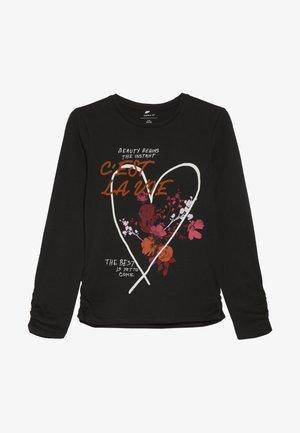 NKFOLLIE - Camiseta de manga larga - black