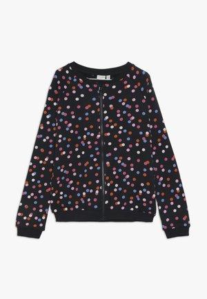 NMFVERA  - Zip-up hoodie - dark sapphire