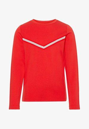LEICHTES  - Sweatshirt - poppy red