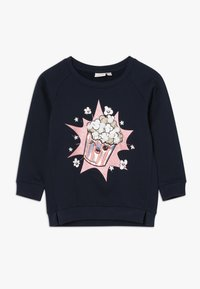 Name it - NMFRIJA LIGHT - Sweatshirt - dark sapphire - 0