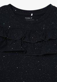Name it - NMFRISHIMMER - Långärmad tröja - dark sapphire - 3