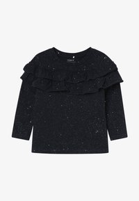 Name it - NMFRISHIMMER - Långärmad tröja - dark sapphire - 2