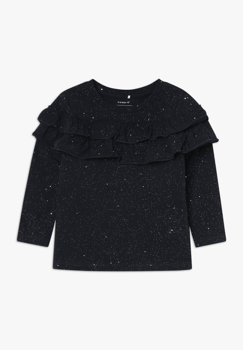Name it - NMFRISHIMMER - Långärmad tröja - dark sapphire