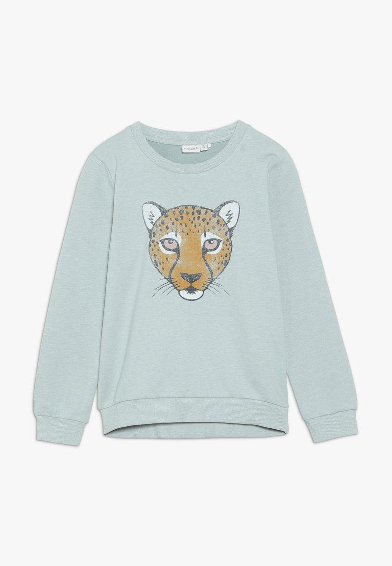Name it - NKFVALBA - Sweatshirt - gray mist