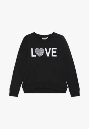 NKFTATIANA BOX  - Sweatshirt - black