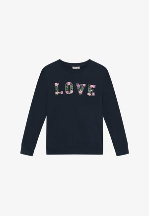 NKFBERNADETTE - Sweater - dark sapphire