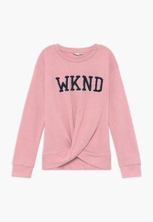 NKFBERETHE - Sweatshirt - pink nectar