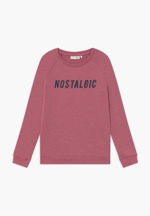 NKFVEDA - Sweatshirt - heather rose