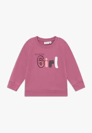 NBFBELINDA  - Sweatshirt - heather rose