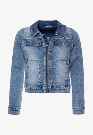 NKFADEA  - Denim jacket - medium blue denim