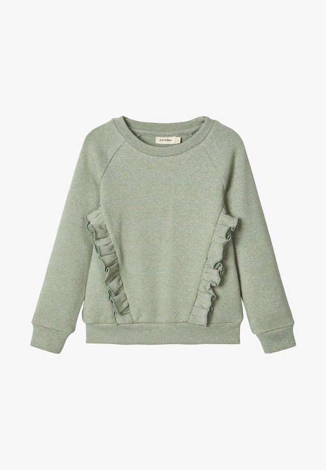 Sweater - iceberg green