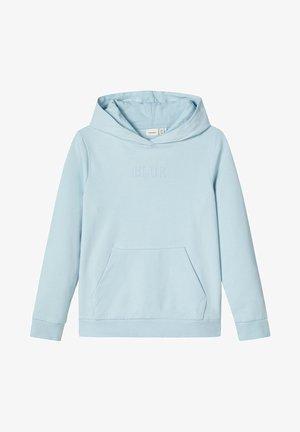 Kapuzenpullover - dream blue