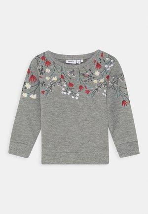 NMFKALLA  - Sweatshirt - grey melange
