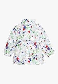 Name it - NMFMELLO JACKET FIELD FLOWER MINI - Overgangsjakker - snow white - 2