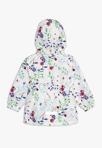 Name it - NMFMELLO JACKET FIELD FLOWER MINI - Overgangsjakker - snow white - 1