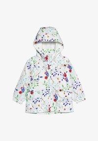 Name it - NMFMELLO JACKET FIELD FLOWER MINI - Overgangsjakker - snow white - 4