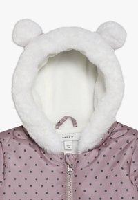 Name it - NBFMARIA  - Winter coat - woodrose - 2