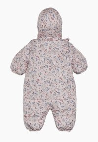 Name it - NBFMAY SUIT - Talvihaalari - silver pink