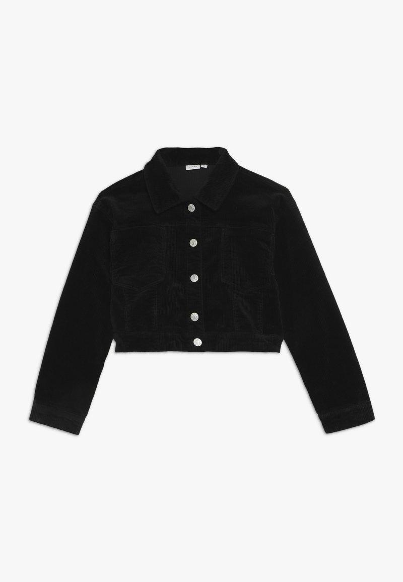 Name it - NKFANICKA JACKET - Light jacket - black
