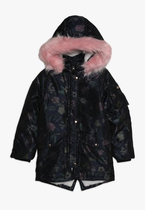 NKFMOSA JACKET - Winter coat - dark sapphire