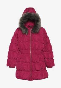Name it - NMFMOLLY JACKET - Down coat - cerise - 4