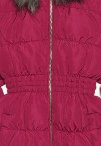 Name it - NMFMOLLY JACKET - Down coat - cerise - 5