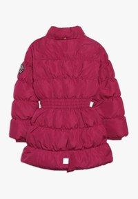 Name it - NMFMOLLY JACKET - Down coat - cerise - 3