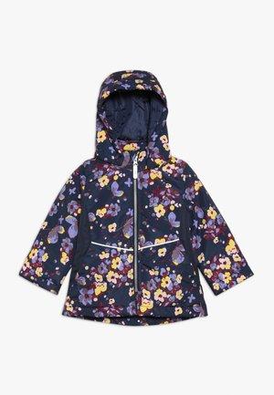 NMFMAXI JACKET BUTTERFLY - Winter jacket - dark sapphire