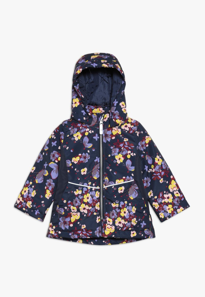 Name it - NMFMAXI JACKET BUTTERFLY - Winter jacket - dark sapphire