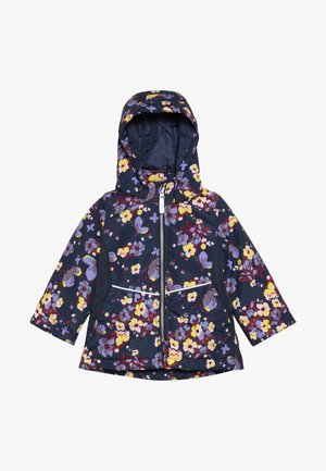 NMFMAXI JACKET BUTTERFLY - Veste d'hiver - dark sapphire