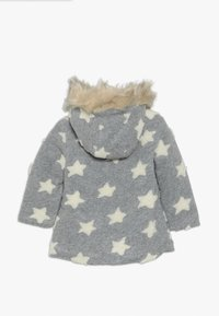 Name it - NMFMATILDA  COAT - Winter coat - grey melange - 1