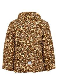 Name it - Winter jacket - bronze brown - 1